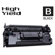 Hewlett Packard CF287X HP87X High Yield Black Laser Toner Cartridge Premium Compatible