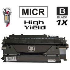 Hewlett Packard CF280XM HP80XM mICR High Yield Black Laser Toner Cartridge Premium Compatible