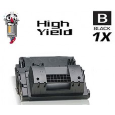 Hewlett Packard CF281X HP81X High Yield Black Laser Toner Cartridge Premium Compatible