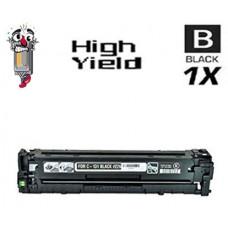 Hewlett Packard HP131X CF210X High Yield Black Laser Toner Cartridge Premium Compatible