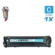 Hewlett Packard HP312A CF381A Cyan Laser Toner Cartridge Premium Compatible