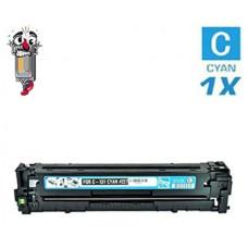 Hewlett Packard HP312A CF381A Cyan Laser Toner Cartridge Premium Compatible