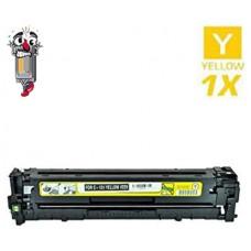 Hewlett Packard HP312A CF382A Yellow Laser Toner Cartridge Premium Compatible
