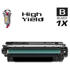 Hewlett Packard HP646X CE264X High Yield Black Laser Toner Cartridge Premium Compatible