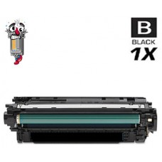 Hewlett Packard CE340A HP651A Black Laser Toner Cartridge Premium Compatible