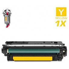 Hewlett Packard CE342A HP651A Yellow Laser Toner Cartridge Premium Compatible