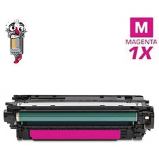 Hewlett Packard CE343A HP651A Magenta Laser Toner Cartridge Premium Compatible