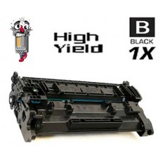Hewlett Packard CF226X HP26X High Yield Black Laser Toner Cartridge Premium Compatible