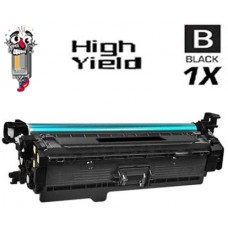 Hewlett Packard CF400X HP201X High Yield Black Laser Toner Cartridge Premium Compatible