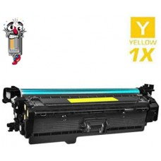 Hewlett Packard CF402A HP201A Yellow Laser Toner Cartridge Premium Compatible