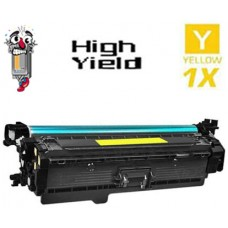 Hewlett Packard CF402X HP201X High Yield Yellow Laser Toner Cartridge Premium Compatible