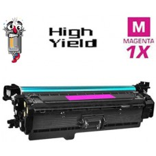 Hewlett Packard CF403X HP201X High Yield Magenta Laser Toner Cartridge Premium Compatible
