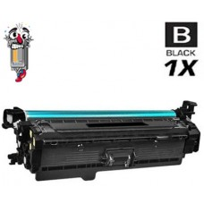 Hewlett Packard CF400A HP201A Black Laser Toner Cartridge Premium Compatible
