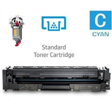 Hewlett Packard CF501A HP202A Cyan Laser Toner Cartridge Premium Compatible