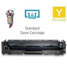 Hewlett Packard CF502A HP202A Yellow Laser Toner Cartridge Premium Compatible