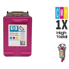Hewlett Packard N9K03AN HP65XL High Yield Tri-Color Ink Cartridge Remanufactured