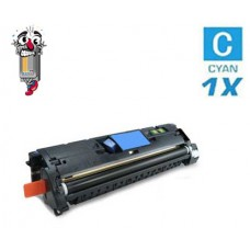 Hewlett Packard HP121A C9701A Cyan Laser Toner Cartridge Premium Compatible