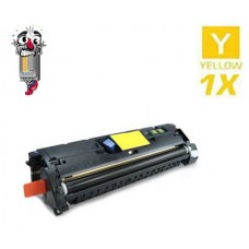 Hewlett Packard HP121A C9702A Yellow Laser Toner Cartridge Premium Compatible