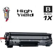 Hewlett Packard CE278X HP78X Black Laser Toner Cartridge Premium Compatible