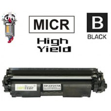 Hewlett Packard CF217A mICR Laser Toner Cartridge Premium Compatible