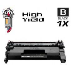 Genuine Original Hewlett Packard CF258X High Yield Laser Toner Cartridges