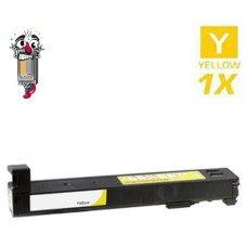 Hewlett Packard HP827A CF302A Yellow Laser Toner Cartridge Premium Compatible