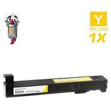 Hewlett Packard HP826A CF312A Yellow Inkjet Cartridge Premium Compatible