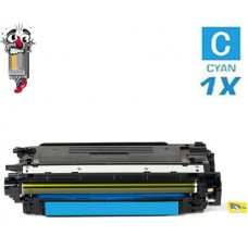 Hewlett Packard HP653A CF321A Cyan Inkjet Cartridge Premium Compatible