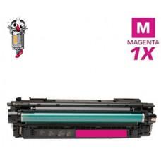 Hewlett Packard HP655A CF453A Magenta Laser Toner Cartridge Premium Compatible