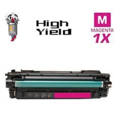 Hewlett Packard HP656X CF463X High Yield Magenta Laser Toner Cartridge Premium Compatible