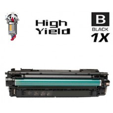 Genuine Original Hewlett Packard HP657X CF470X High Yield Black Laser Toner Cartridge