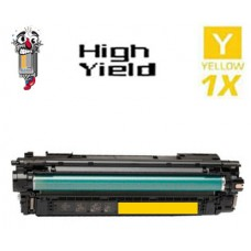 Genuine Original Hewlett Packard HP657X CF472X High Yield Yellow Laser Toner Cartridge