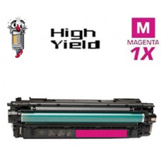 Genuine Original Hewlett Packard HP657X CF473X High Yield Magenta Laser Toner Cartridge