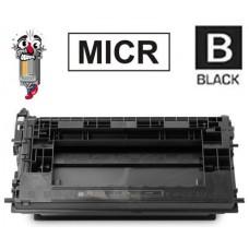 Hewlett Packard HP37A CF237A mICR Laser Toner Cartridge Premium Compatible