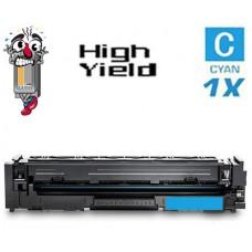 Hewlett Packard HP414X W2021X High Yield Cyan Laser Toner Cartridges Premium Compatible
