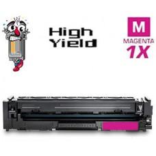 Hewlett Packard HP414X W2023X High Yield Magenta Laser Toner Cartridges Premium Compatible