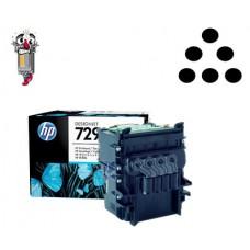 Genuine Hewlett Packard F9J81A HP729 Printhead Replacement Kit