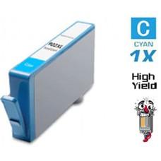 Genuine Original Hewlett Packard HP910XL High Yield Cyan Inkjet Cartridge