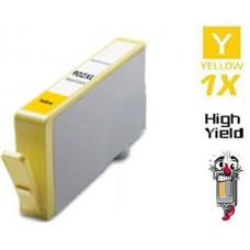 Genuine Original Hewlett Packard HP910XL High Yield Yellow Inkjet Cartridge