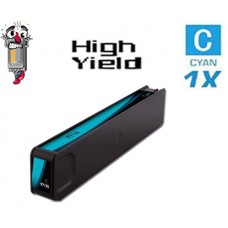 Hewlett Packard L0R13A (HP 981Y) Extra High Yield Cyan Laser Toner Cartridge Premium Compatible