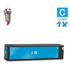 Genuine Original Hewlett Packard HP982A T0B23A Cyan Laser Toner Cartridge