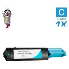 Dell K5364 (310-5731) High Yield Cyan Laser Toner Cartridge Premium Compatible