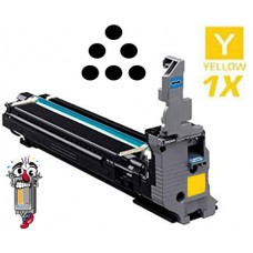 Genuine Konica Minolta A2X208D IU-711Y Yellow Imaging Unit Cartridge