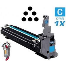 Genuine Konica Minolta A2X20KD IU-711C Cyan Imaging Unit Cartridge