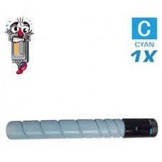 Genuine Konica Minolta A8K3430 TN221C Cyan Laser Toner Cartridge