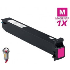 Konica Minolta A0DK332 High Yield Magenta Laser Toner Cartridge Premium Compatible