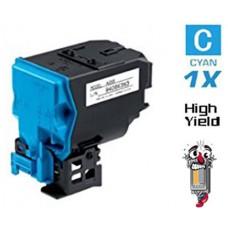 Konica Minolta A0X5430 High Yield Cyan Laser Toner Cartridge Premium Compatible