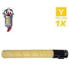 Konica Minolta TN319Y Yellow Laser Toner Cartridge Premium Compatible