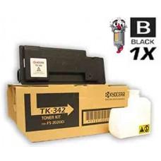 Genuine Kyocera Mita TK342 Black Laser Toner Cartridge