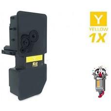 Genuine Kyocera Mita TK5232Y Yellow Laser Toner Cartridge